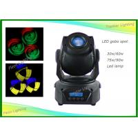 China High Power Indoor Spot Moving Head Light Led Sound Actived For Live Concerts on sale