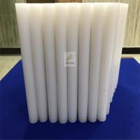 Quality anticorrosive Teflon1000mm FEP extrusion rod for semiconductor products for sale