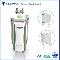 Quality Newest Cryolipolysis lipo slimming body sculpting fat removal machine for sale