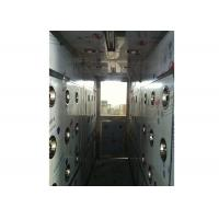 Buy Intelligent Pharmacy Cleanroom Air Shower System Of Cold-Rolled Steel Plate at wholesale prices