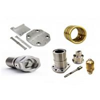 Quality Smooth Surface Medical Equipment Replacement Parts,  Custom Aluminum Parts for sale