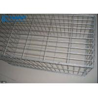 China Garden Fence Stainless Steel Gabions Hot Dipped Welded Customized Mesh Size on sale
