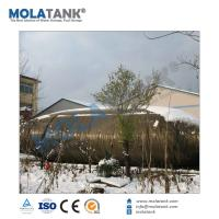 MOLATANK Durable and Multifunctional Plastic Smc Water Tank for sale