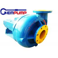 Quality High Chrome Mission Centrifugal Pump 5X4X14 80~120 m3/h Flow for sale