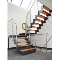 Quality Stainless steel rod bar railing with round solid rod/ solid bar balustrade for sale