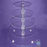 Quality CD (97) cupcake wedding cake stands for sale