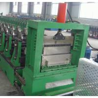Quality Galvanized Steel Cable Tray Roll Forming Machine Perforated Type 100-600mm for sale