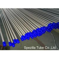 Quality 1/2'' X 0.065'' 316L Stainless Steel Instrumentation Tubing Tig Welding SS Pipe for sale