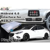 Buy cheap AV Input Automotive Navigation System Support Wifi / Google Play Store , 800X480 HVGA from wholesalers