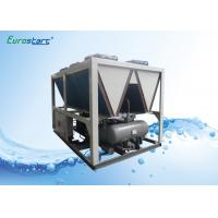 Quality High Efficiency Air Cooled Water Chiller For Cooling Sole Shapping Foaming Machine for sale