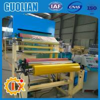 GL--500J Wide used small factory adhesive tape coating machinery for sale