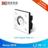 Buy cheap Bincolor P1-PWM10V 2 channels 86 socket wall mounted led PWM10V signal dimmer from wholesalers