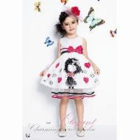 China Children Summer Party Dress6280# on sale