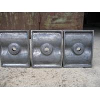 Buy Cr12 Mill Liners White Iron Castings for Coal Mill , Metal Casting Supplies at wholesale prices