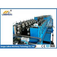 Quality Blue Cable Tray Manufacturing Machine Long Time Service 18 Roller Stations for sale
