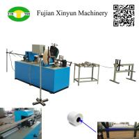 Quality Full automatic spiral toilet paper core making machine for sale for sale