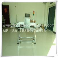 Quality fish meal metal detector,food safety processing line,1200*680*780mm for sale