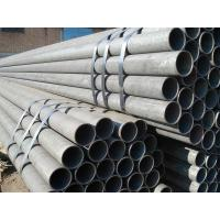 Quality BS EN10219 S355 Black Carbon Steel Seamless Pipes For Industry for sale