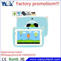 Quality Small Kids Playing Tablet pc design for kids for sale