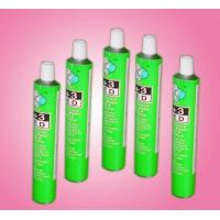 Quality Empty Tube Made Of Pure Aluminum For Cosmetic Hair Dyeing Cream for sale