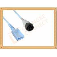 Buy cheap TC Marquette Invasive Blood Pressure Cable 7 Pin IBP Adapter Cable Utah from wholesalers