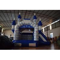 Quality Inflatable Guards Castle Combo Jumping For Children Classic Mini Inflatable Castle Combo for sale