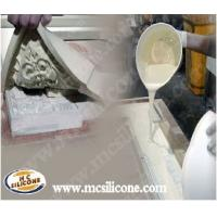 China RTV 2 molding silicone for ornamental plastering on sale