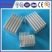 Buy aluminium extrusion for industrial supplier/ anodized heat-insulation aluminum at wholesale prices