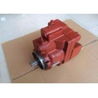 Quality Doosan DH80 Excavator Hydraulic Piston Pump kawasaki K5VP2D36 Red Without Gear Pump for sale
