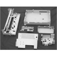 Quality POM, Delrin, Titanium Alloy Metal Stamping Parts with Zinc Plating, Anodization Surface for sale