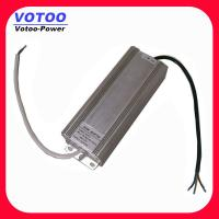Quality 12V 120W Power Supply AC To DC Switch For 3528 / 5050 LED Strip Waterproof IP67 for sale