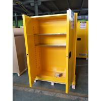 Buy Double Wall Construction Industrial Storage Cabinets / Chemical Storage at wholesale prices