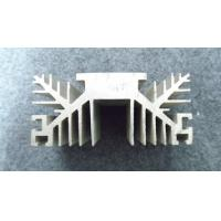 Quality T3 - T8 Temper 6000 Series Aluminum Extrusion Heat Sink With Forgings / Laser Cutting for sale