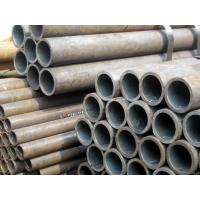 Quality ISO BV SGS SCH40 Hot Rolled Seamless Black carbon Steel Pipe Tubing , Varnish painted for sale