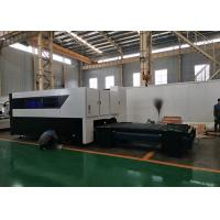 Quality IPG 4kw Fiber Laser Cutting Machine With IPG Resonator YLS-4000 for sale