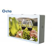 Quality Outdoor Free Standing Digital Signage Sunlight Readable For Advertising for sale