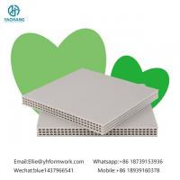 Quality plastic formwork manufacturer hollow plastic formwork for sale