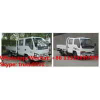 2019s new ISUZU brand double cabs 2tons-3tons dump tipper truck for sale, Factory sale good price Japan isuzu Tipper for sale