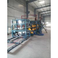 Quality 1250mm Width Simple Sandwich Panel Machinery 28Kw 380V / 3P / 50HZ for sale