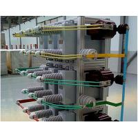 Frame Type High Voltage Capacitor Bank  Reactive Power Compensator 10kV Indoor Use