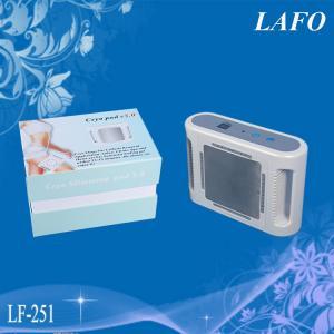 China LF-251 mini home use cryo fat freeze slimming machine on sale