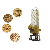 China Low Temperature Batch Grain Dryer / Wheat Dryer Machine With Large Drying Area on sale