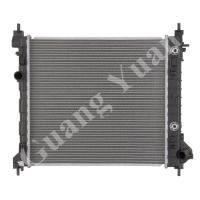 Quality High Performance GMC Radiator Replacement , DPI 13342 Chevrolet Spark Radiator for sale