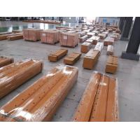 China high quality   Motor Grader Blade 5D9554  double beveled curved cutting edges for D6 for sale
