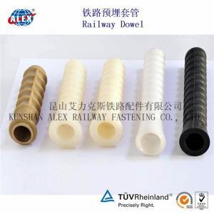 Buy Railway Plastic Screw Dowel at wholesale prices