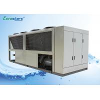 Quality Low Noise Food Grade Cooling Milk Air Cooled Water Chiller 16 KW R407C Gas for sale