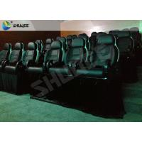 Quality Professional 5d Cinema Equipment Luxury Motion Simulator Chair 5D Ride Cinema for sale
