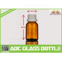Quality Hot Sale 15ml Essential Oil Glass Bottle ,Abmer Essential Oil Bottle for sale
