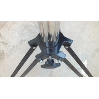 Buy 2m Height Black Follow Spot Stand For Hanging Audio , Lighting Truss Stands For at wholesale prices