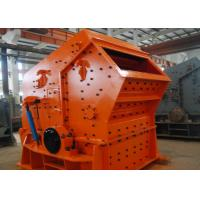 Quality Adjustable Ring Hammer Crusher , Mining Crushing Equipment High Efficiency for sale